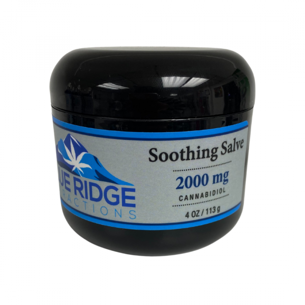 2oz ounce 99% pure CBD Isolate soothing salve cream instant pain relief 1000mg 2000mg no scent or smell only natural ingredients
