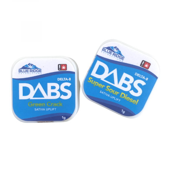 delta 8 thc dabs 1 gram super sour diesel
