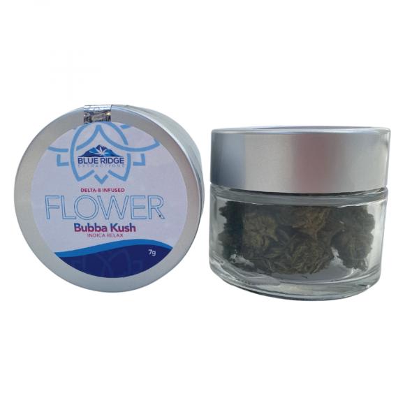 Delta 8 thc flower infused hemp cbd 3.5g 7g